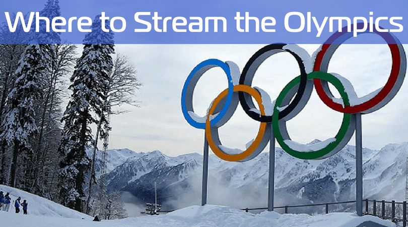 Where to Stream the Olympics